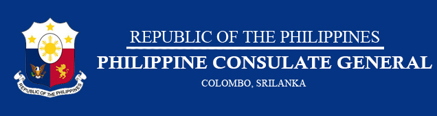 Consulate of the republic of philippine for Consul register service